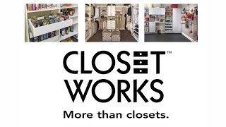 More Than Closets - Closet Works Thumbnail