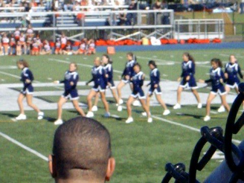 Rutherford High School  Cheering [RHS]