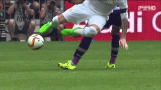 Video Gol Pertandingan Real Madrid vs Tottenham Hotspur