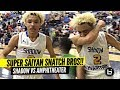 Shadow Mountain SUPER SAIYAN Snatch Bros LEVEL UP in Playoffs After Back & Forth!!