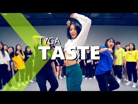 Tyga - Taste ft. Offset / HAZEL Choreography.