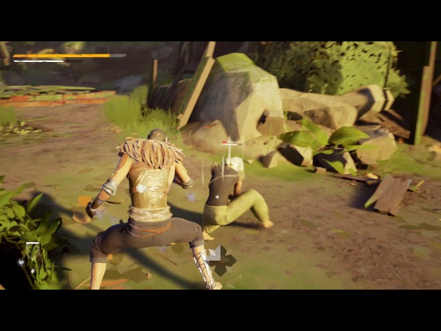 Absolver - Developer Gameplay Commentary (Official)