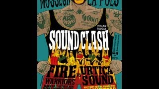 ROUND 3. URTICA vs FIRE WARRIORS. Mossega La Pols! SoundClash