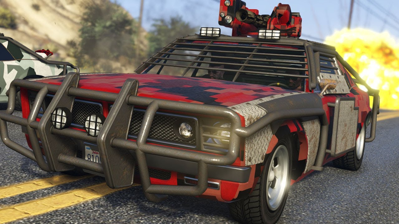 Cars You Can Keep In Gta