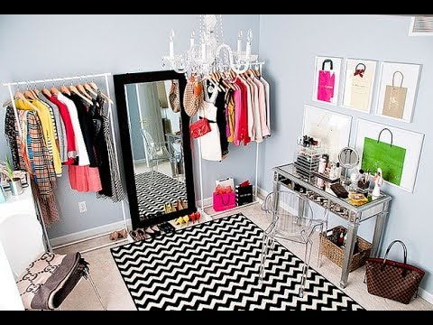 Latest dressing room decoration ideas //best dressing rooms for ...