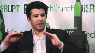 Disrupt Backstage: Travis Kalanick