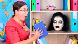 ¡Zombis En La Escuela! / 11 Útiles Escolares Inspirados En Zombis