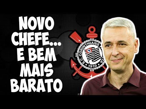 Corinthians fecha com Tiago Nunes, que será bem mais barato que Carille