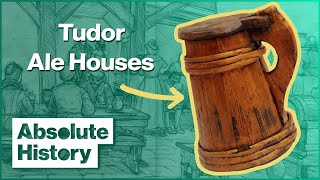 How Ale Was Made | Tudor Monastery EP3 | Absolute History
