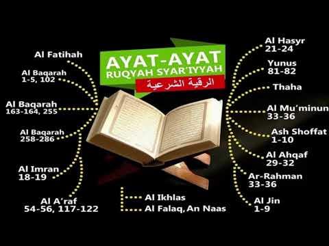 Berani Dengarkan Ayat Ruqyah Ini? | Rasakan Kedahsyatanya | Relaxing For Sleep and Stress Relief