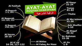 Surat Ruqyah Pendinding Diri Dan Pagar Rumah