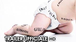 IL NOME DEL FIGLIO Trailer Ufficiale (2015) - Alessandro Gassman Movie HD