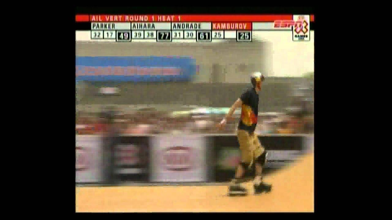 Roller skating x games - 2011 Kia X Game Aggressive Inline Vert Round1 Heat1