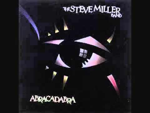 Abracadabra  Steve Miller Band 1982