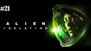 Alien Isolation - Part 21 - Fin de la traque - Fin de l'aventure - FR/QC