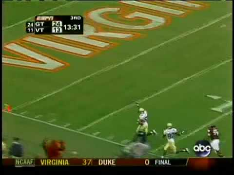 Georgia Tech fumble recovery for touchdown against...
