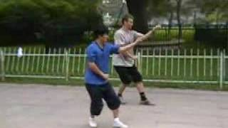 Xing Yi Quan: Five element fist training (Beijing)
