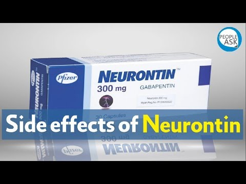 gabapentin neurontin controlled substance