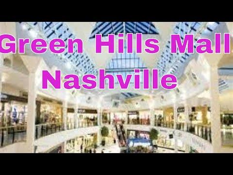 👚👢👓Best Place For Shopping..😍Green Hills Mall | Nashville TN | Apple📱⌚ Macys Etc...