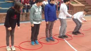hula hoop game 1- A Game In Each Ring 2