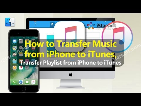 How to Transfer Music from iPhone to iTunes, Transfer Playlist from iPhone to iTunes