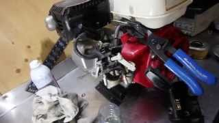 honda gx120 troubleshooting won t start issue