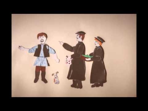 Мультипликационный фильм по рассказу А.П. Чехова Хамелеон