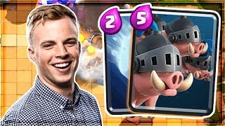 Clash Royale - NEW UPDATE IS LIVE! New Card Gameplay