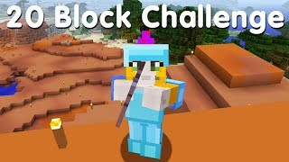 Minecraft PS4 - 20 Block Challenge - Ready To Battle! (36)