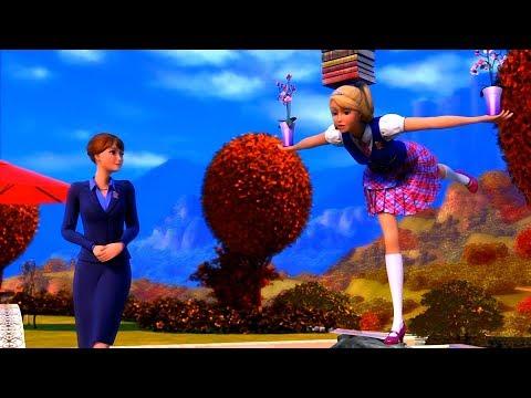 Barbie: Princess Charm School -