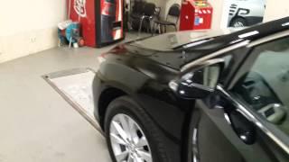 Toyota  Venza 2014 противоугонный комплекс с автозапуском (Pandora-3950 slave)(Пример установки противоугонного комплекса с автозапуском для Тойота Венза . Платформой была выбрана..., 2014-04-28T20:53:00.000Z)