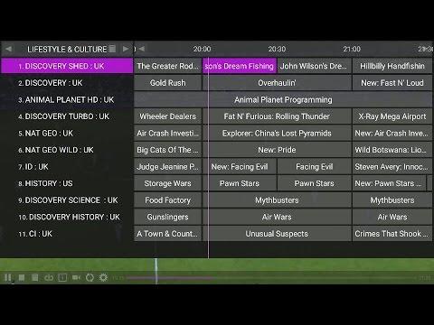Nieuwe EPG instructie filmpje voor NL IPTV via perfect player