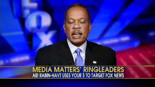 Juan Williams: Media Matters Is Trying to Ruin People
