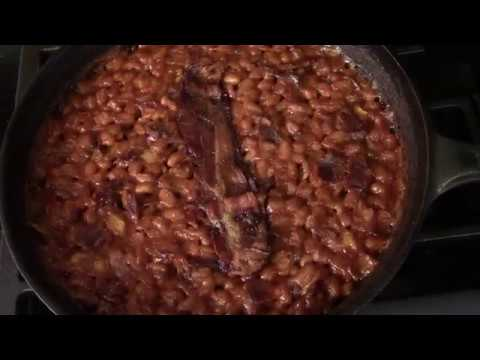 Old Fashioned Baked Beans!