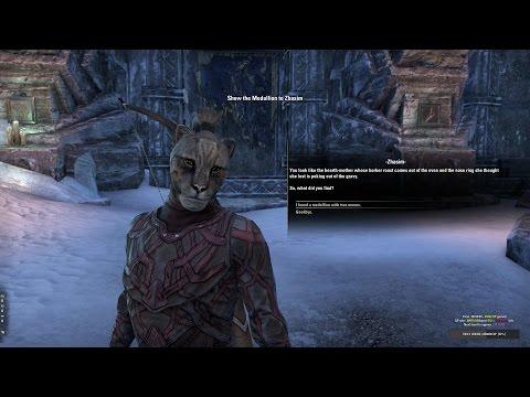 Orsinium - The Elder Scrolls Online | Episode 7 | A Khajiit's Tale