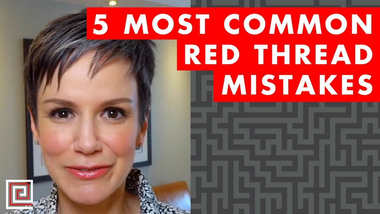 Download The 5 Most Common Red Thread Mistakes - EP019