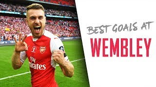 Who scored the best Arsenal goal at Wembley?