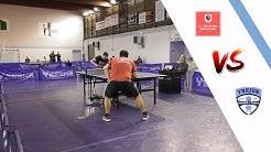 COURNON CL 1 vs AS FREJUS AMSL 2|NATIONALE 3 | TENNIS DE TABLE | HIGHLIGHTS