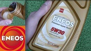 ENEOS Premium Hyper Multi 5W30 japanese oil nippon show