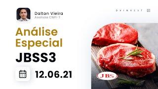 Análise Especial   Ações da JBS (JBSS3) - Compra acima ou abaixo dos 29,00?