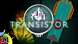 The Spine (Boss) - Transistor #11