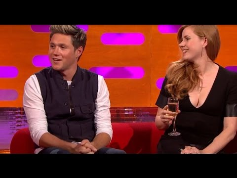 Niall Horan on The Graham Norton Show...