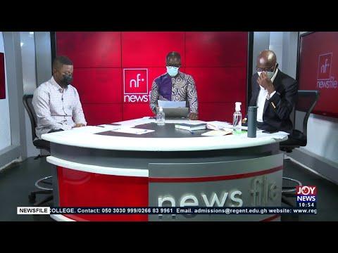 NewsFile on JoyNews (13-2-21)