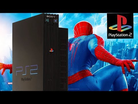 All Spider Man Games For PS2 Review