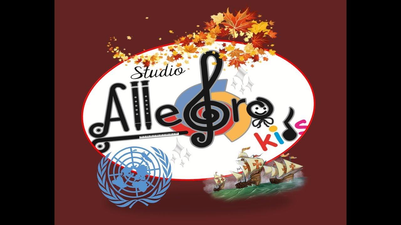 Allegro Kids - CANTO DE OCTUBRE