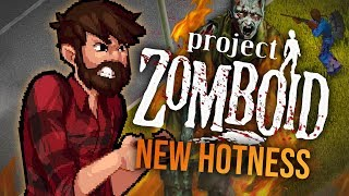 tHIS CHANGES EVERYTHING  Project Zomboid - BUILD 41 ANIMATION UPDATE EARLY BUILD