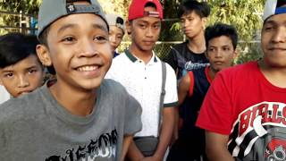 Laglagan Rap Battle League - Rusty J Vs Magnice Uno ( SPORT COMPLEX PILAR LASPINAS )