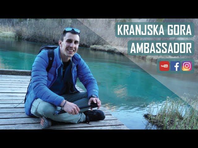 Ambassador Kranjske Gore: Marko Djurič
