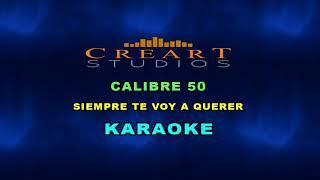 karaoke siempre te voy a querer