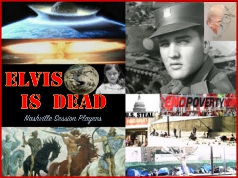 ELVIS IS DEAD ~ Nashville Session Players ~ www.FreedomTracks.com
